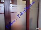 Oklejanie szyb folią Łomża, Folie Dekoracyjne na okna-  - 7