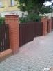 ogrodzenia - sztachety kompozytowe - 2