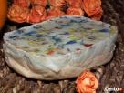 Mydło naturalne ręcznie robione Wanilia i pomarańcza - 3