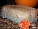 Mydło naturalne ręcznie robione Wanilia i pomarańcza - 2