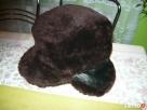 Czapka z kożucha naturalnego Myszków
