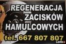 Regeneracja Zacisków Hamulcowych Warszawa-Józefów Józefów