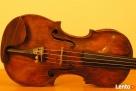 Zabytkowe antyczne skrzypce LUTNICZE 1752r. Zamość