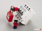 Blokady Lockout na eSy miniaturowe wyłączniki prądu - 2