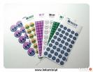 Etykiety inspekcyjne kontrolki przeglądów marki Brady - 8