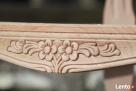 Krzesło z rafią rattanową - surowy stelaż - 2