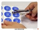 Etykiety inspekcyjne kontrolki przeglądów marki Brady - 7