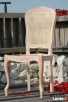 Krzesło z rafią rattanową - surowy stelaż Bielsko-Biała
