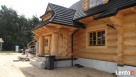 gonty drewniane domy drewniane z bali góralskie - 2