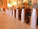 Efektowne dekoracje sal weselnych, kościołów, samochodów - 7