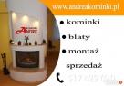 Schody kominki blaty kuchenne i łazienkowe marmur granit - 1