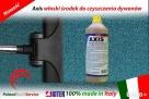 AXIS profesjonalny włoski środek do czyszczenia dywanów Kielce