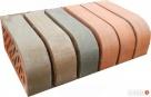 cegła JOPEK kształtka zaokrąglona DASZEK podmurówka  - 6