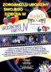 Urodzinowe PARTY UV w Blubry6d! Poznań