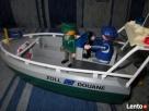 Playmobil motorówka łódka policyjna patrolowa policja  Sochaczew