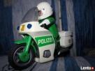 Playmobil policjant policja Polizei motocykl na motorze Sochaczew