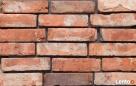 Płytki z lica cegły CEGŁA ROZBIÓRKOWA stary mur - 2