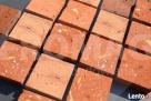 PODŁOGA ze starej cegły BRUK cięta cegła rozbiórkowa  - 4