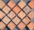 PODŁOGA ze starej cegły BRUK cięta cegła rozbiórkowa  - 6