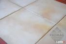 Białe płytki podłogowe RETRO cegła antyczna Miodowe KOSMO - 1