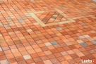 PODŁOGA ze starej cegły BRUK cięta cegła rozbiórkowa  - 3