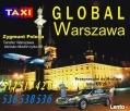 Tanie taxi z Warszawy do Modlina Global Taxi tylko 66 zł