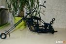 motocykl chopper metaloplastyka - 2