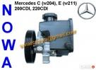 Pompa wspomagania Mercedes C w204 E w211 200CDI 220CDI NOWA Włocławek