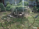 kwietnik rower 3-ka waga 11kg - 2