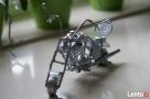 motocykl chopper metaloplastyka - 4