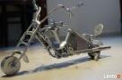 motocykl chopper metaloplastyka - 1