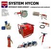 Narzędzia hydrauliczne duńskiej firmy HYCON  Gliwice