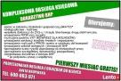 Usługi księgowe, kadry i płace, PFRON, Szkolenia BHP