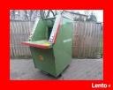 BELOWNICA PRASA Makulatury Foli Gąbki Odpadów WELGER RV641 Opalenica