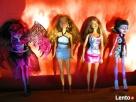 Lalki Monster High i Barbie 40 zl/szt. Rzeszów