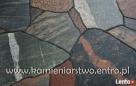 Ogrodzenia z kamienia - mury, elewacje, chodniki, schody Olecko