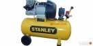 Kompresor olejowy 50L Stanley - wpożyczalnia Gdańsk