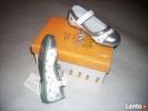 FUNNY buty skóra NOWE serduszka SREBRNE r.28 i 26 - 5