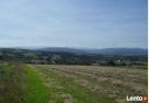 Działka budowlano-rolna 3.5 ha z widokiem na góry Witanowice Tomice