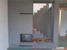 Ocielenia dachów, zabudowy. Buk