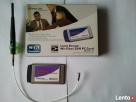 Karta sieciowa WiFi Senao - do laptopa na PCMCIA + konektor - 1
