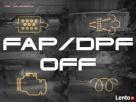 Usuwanie filtra cząstek stałych FAP / DPF Tomaszów Lubelski
