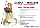 AGREGAT DO TYNKOWANIA GIPSOWANIA MALOWANIA ŚCIAN - 2