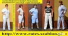 Ubrania robocze dla cukierników RATES Producent Odzieży - 1