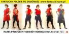 Ubrania robocze dla cukierników RATES Producent Odzieży - 6