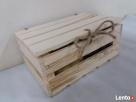Skrzynka drewniana,opakowanie,szkatulka Hajnówka