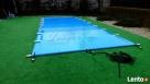 Przykrycie bezpieczne zimowe basen 9,40m x 3,30m Jedlnia-Letnisko