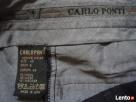 USA spodnie garniturowe - wizytowe- eleganckie - 4