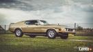 Młodzi jadą Klasykiem do ślubu Mustang, Corvette i inne..... Włocławek