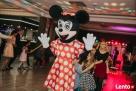 Wizyta Myszki Miki Minnie Maskotka reklamowa strój reklamowy